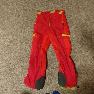 Columbia snowmobile pants